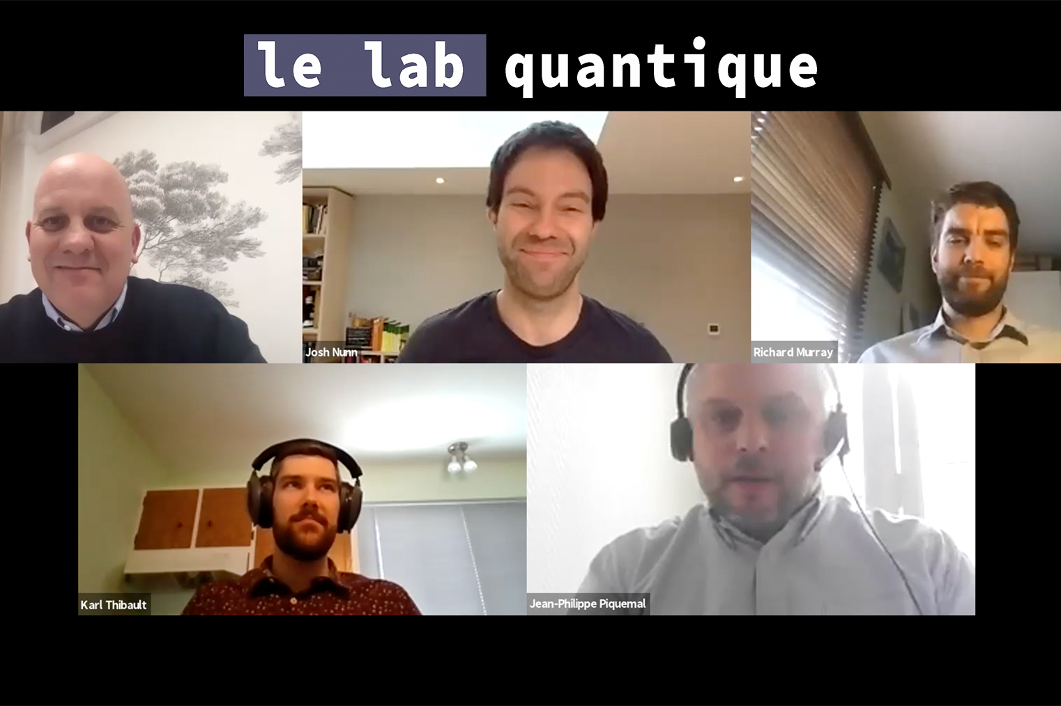 Le Lab Quantique